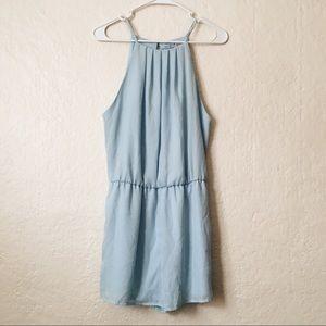 Dresses & Skirts - Light Blue Dress